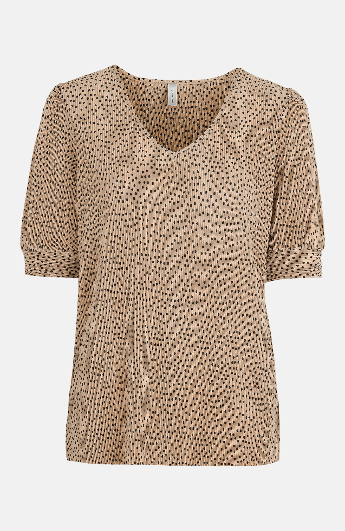 Plisowana bluzka Nellie