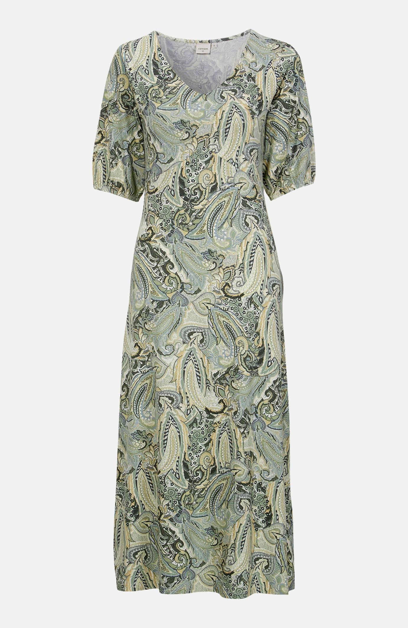 Sukienka we wzory Lulla