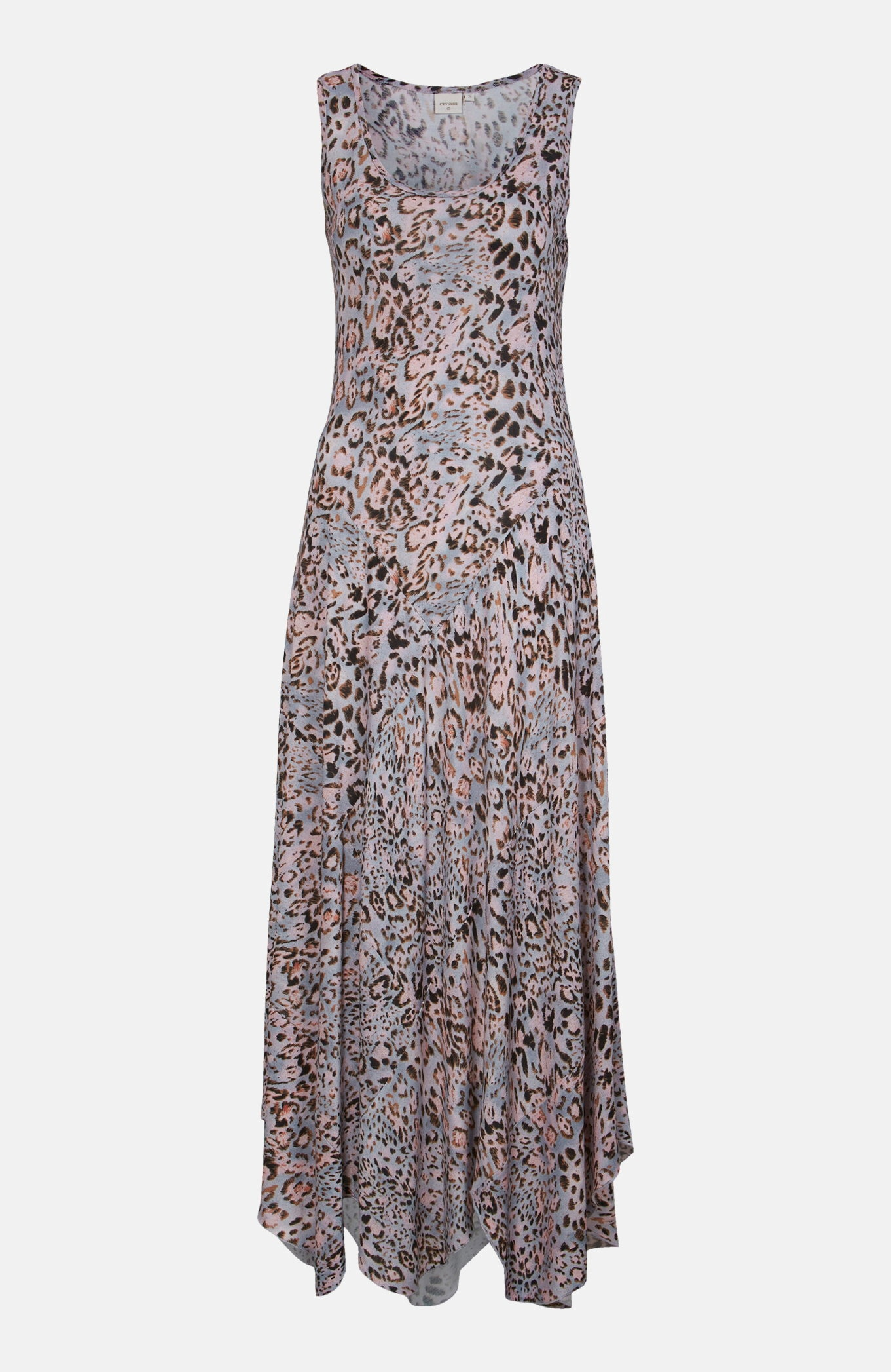 Dżersejowa sukienka we wzory Bastillia