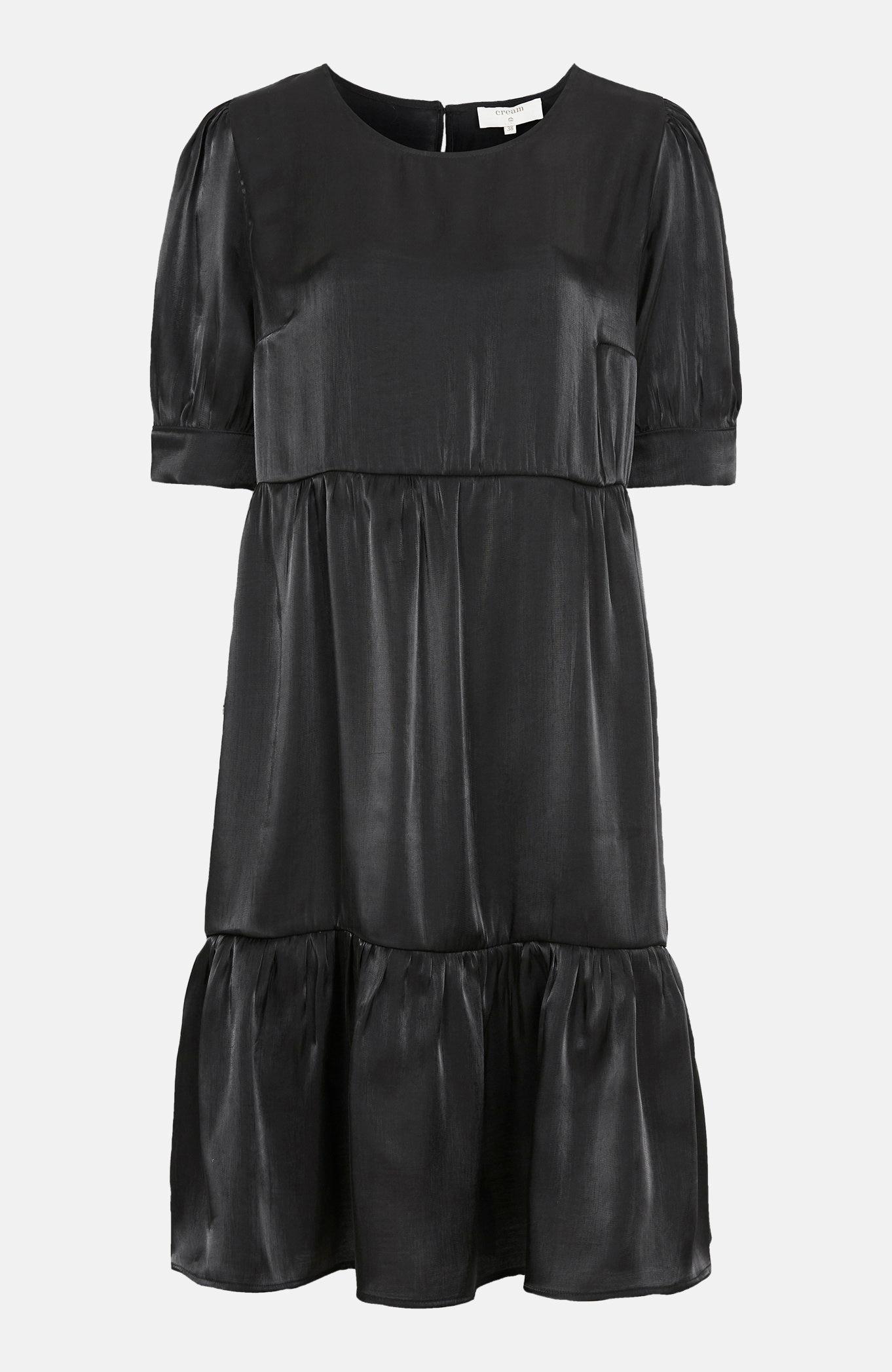 Sukienka zfalbankami Cecilie