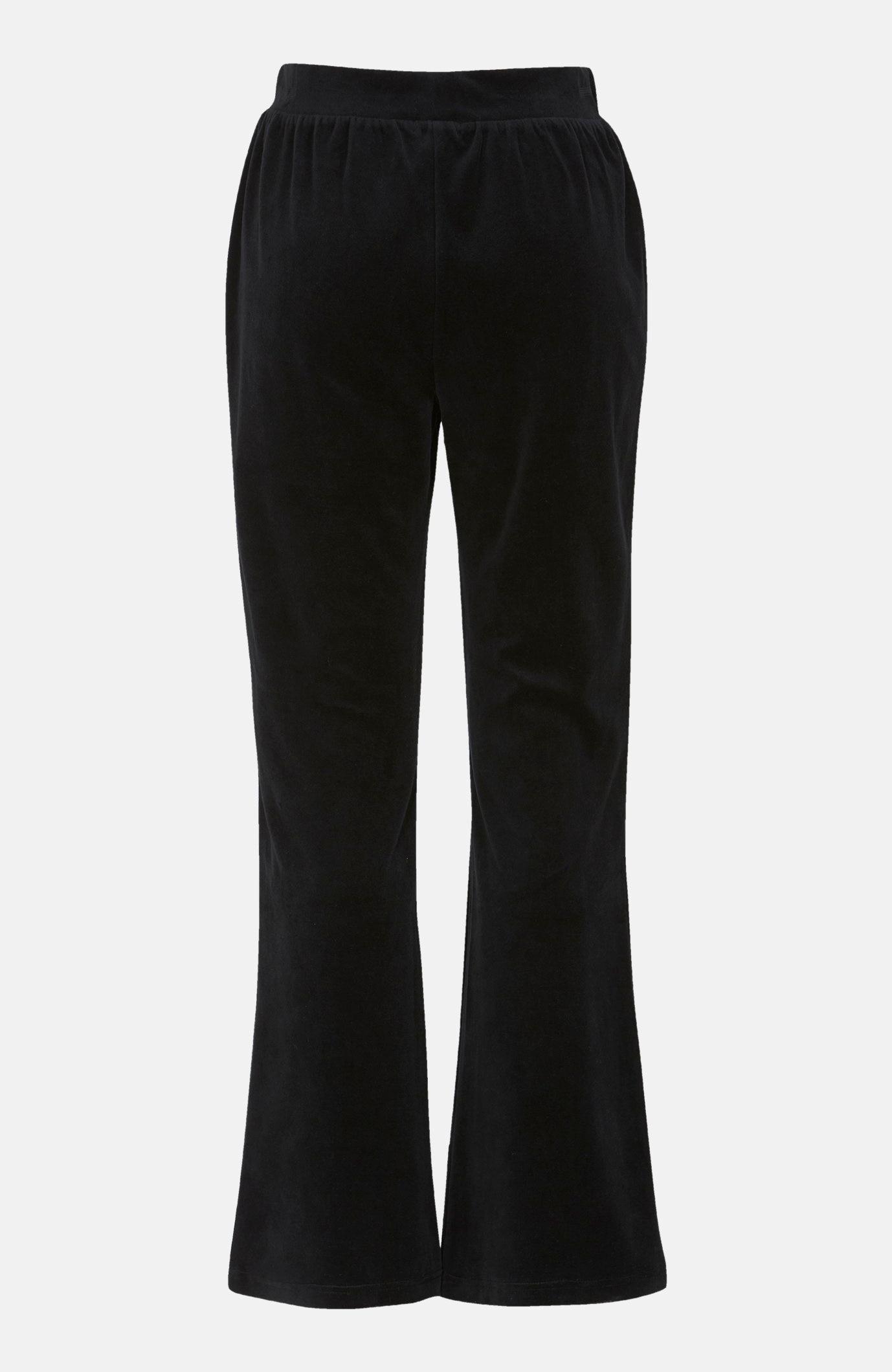 Spodnie welurowe