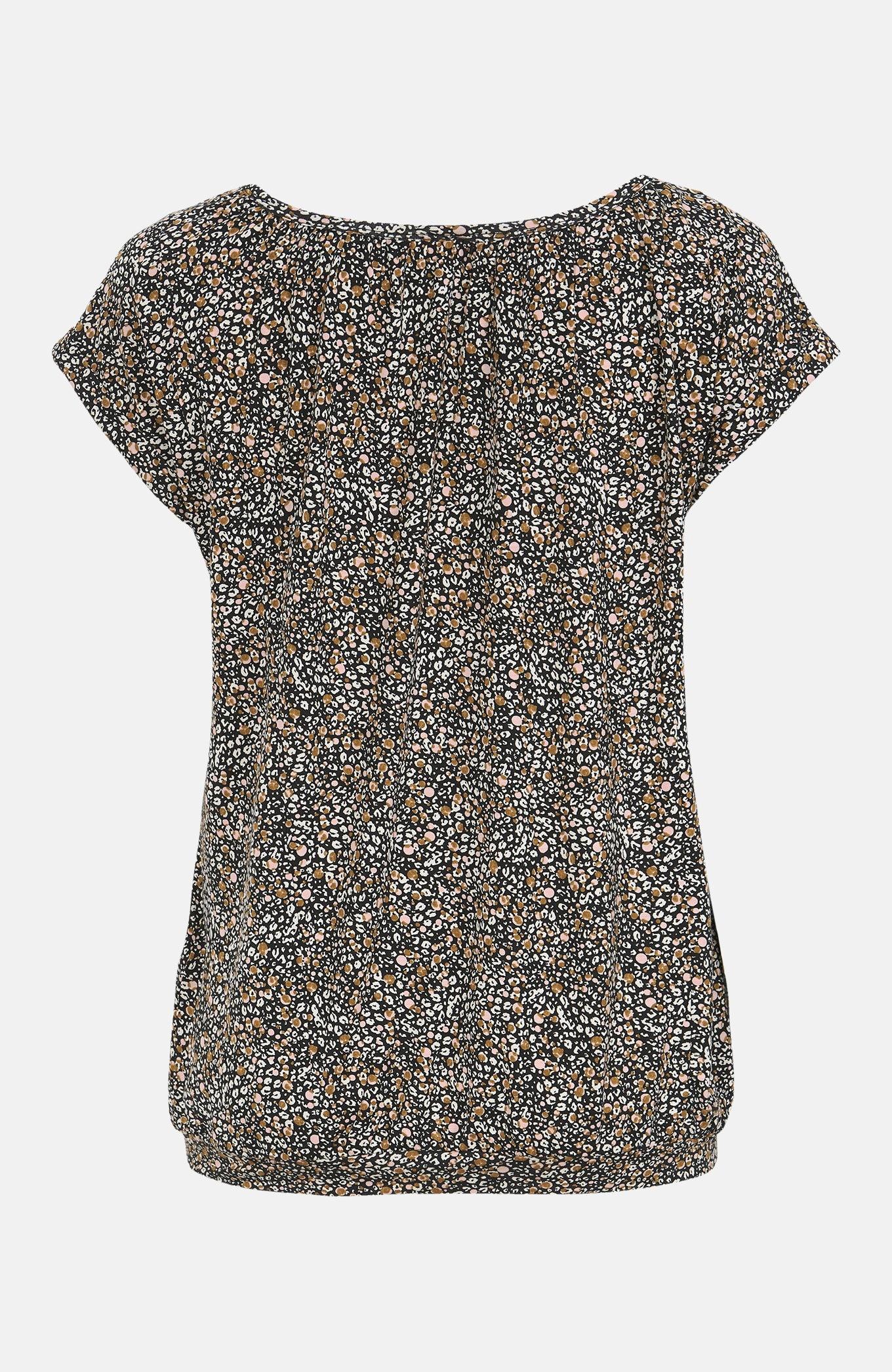 Bluzka dżersejowa we wzory Marica