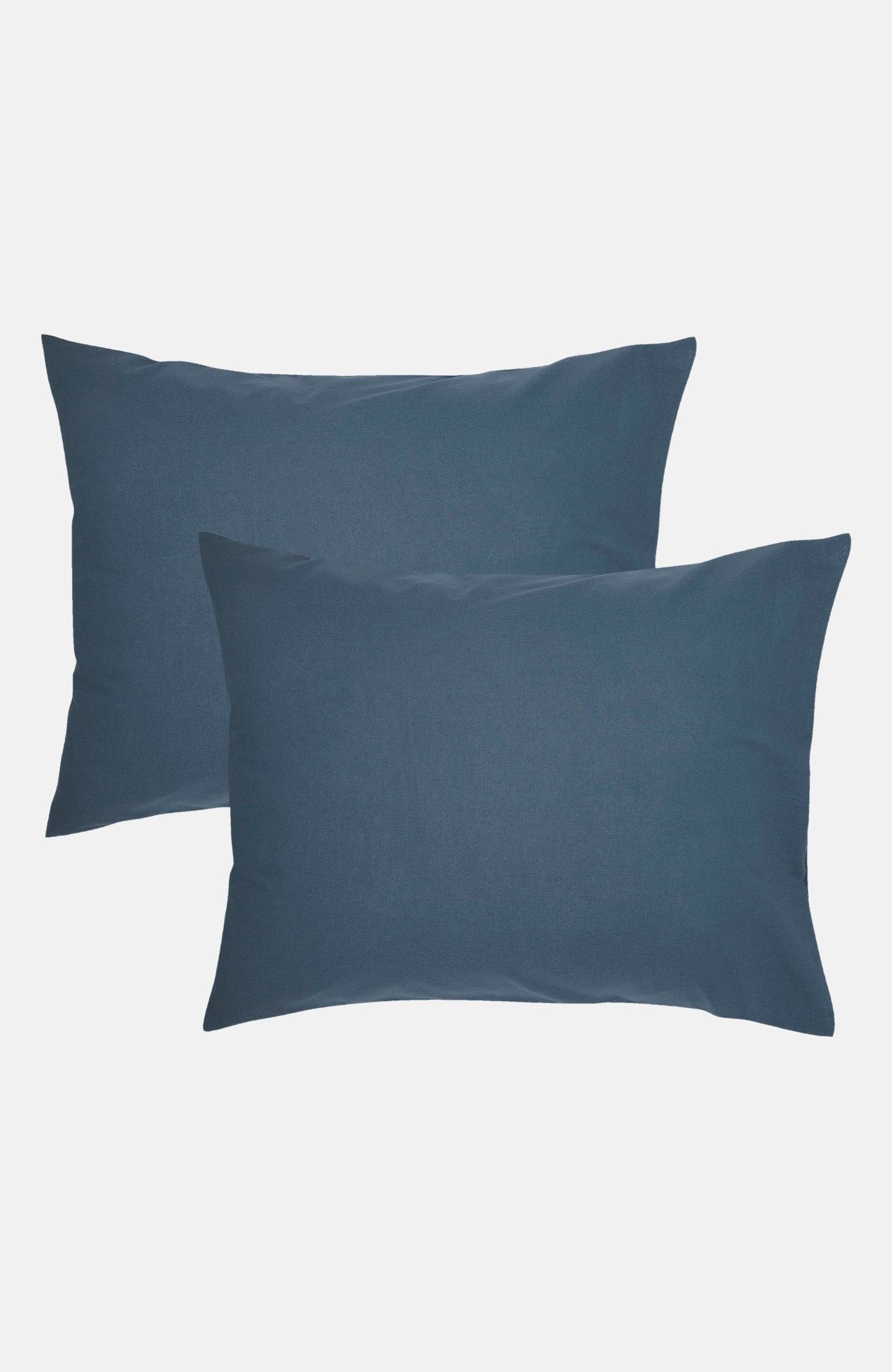 Gładka poszewka na poduszkę 50 x 60 cm 50x60 cm 2 sztuki