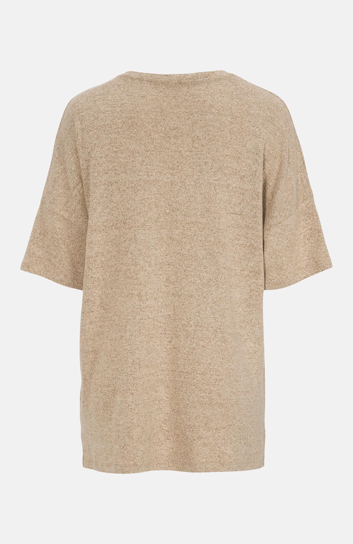 Wyjątkowo miękka oversize'owa koszulka   Biara