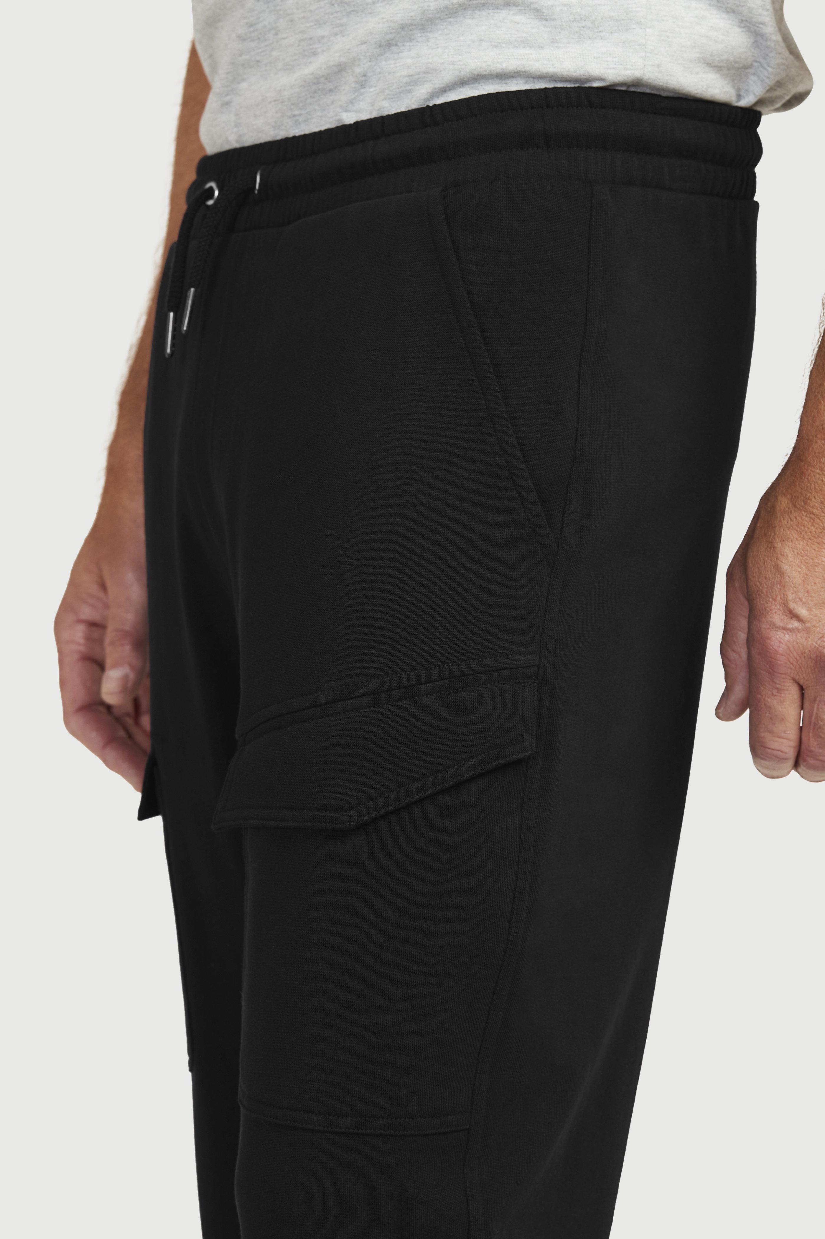 Spodnie dresowe zkieszeniami bojówkowymi