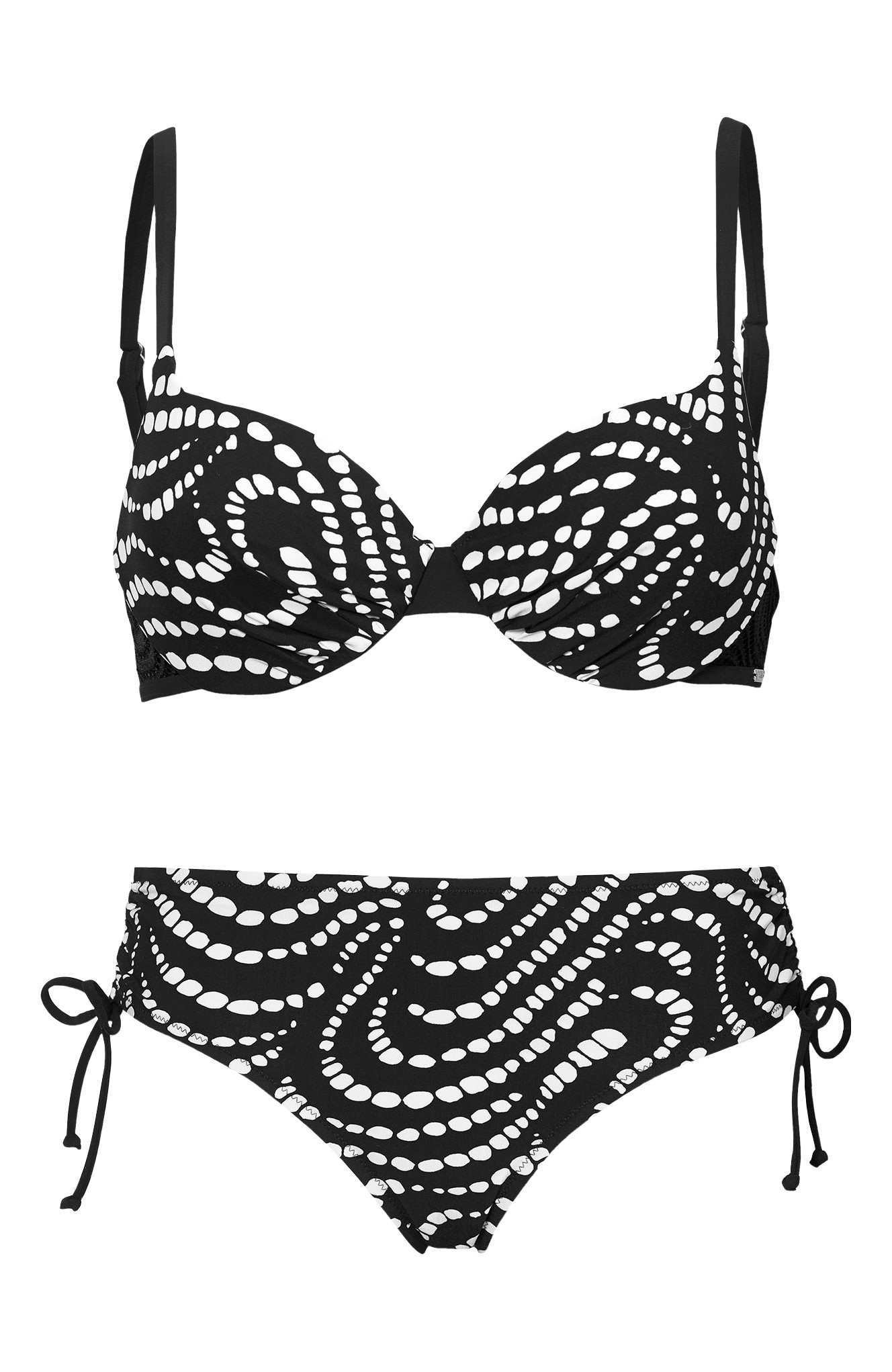 Góra od bikini Streams of Pearls